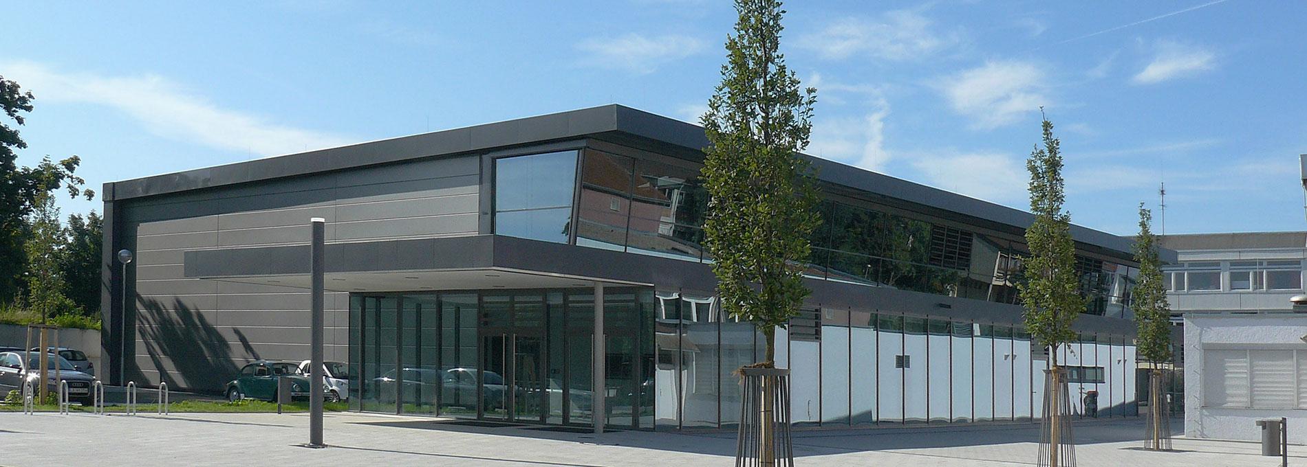 Sporthalle Remseck-Aldingen
