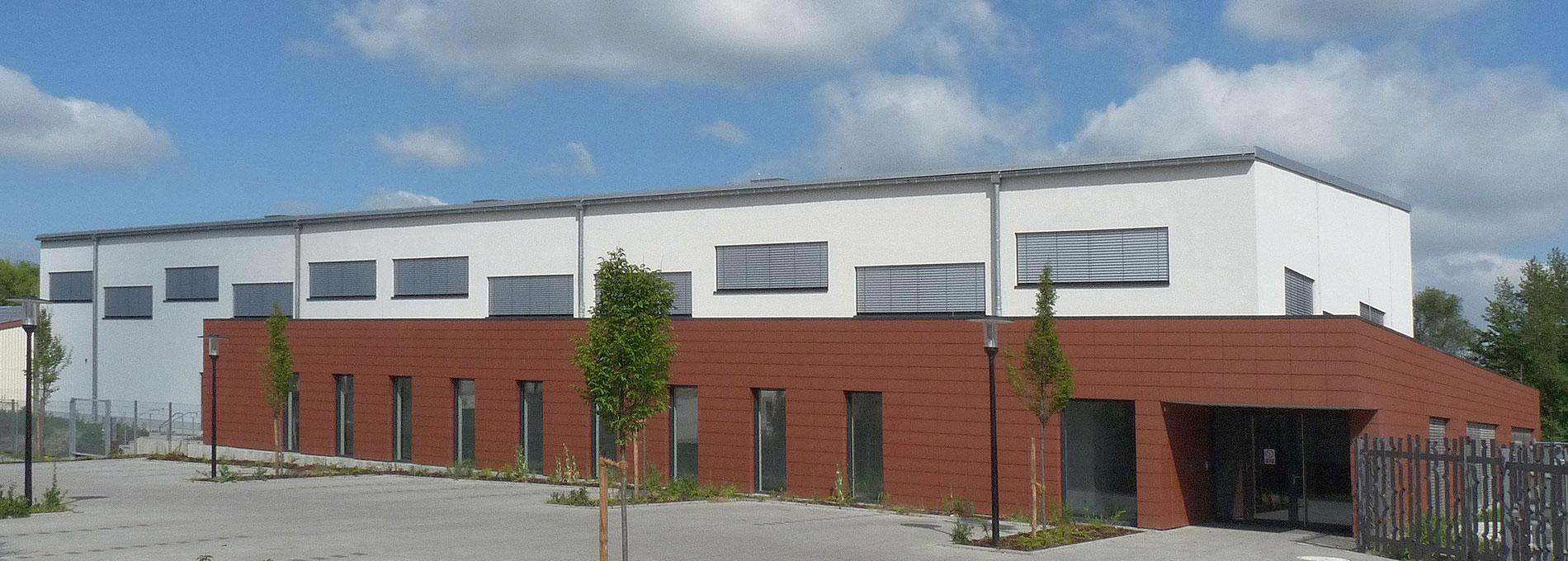 Sporthalle Bobenheim Roxheim